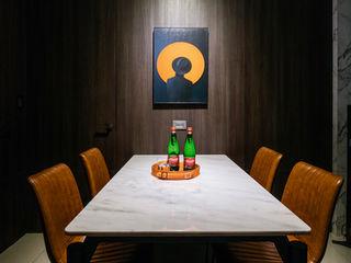 勻境設計 Unispace Designs Modern Dining Room