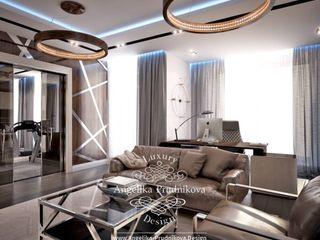 Дизайн-студия элитных интерьеров Анжелики Прудниковой Industrial style study/office