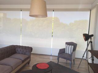 DIVERSA INTERIORISMO 窗戶與門窗廉與布簾