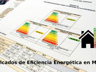 Certificado energetico Certificados de Eficiencia Energética en Málaga Paredes y suelos de estilo clásico
