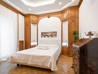 Casa vacanze Vesta - 50 MQ Dr-Z Architects Camera da letto eclettica Legno Effetto legno
