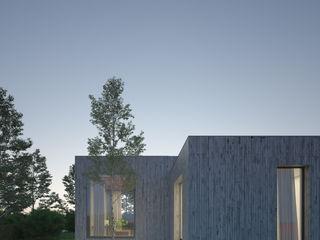MIDE architetti Fenêtres & Portes modernes