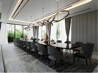 Neo Classic Interior Design Classic style dining room