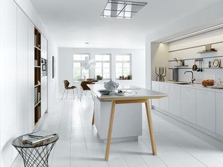 Brillante Design-Küche von next125 Spitzhüttl Home Company Einbauküche