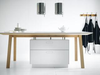Brillante Design-Küche von next125 Spitzhüttl Home Company KücheArbeitsplatten