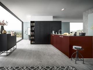 Hochwertige Inselküche von next125 Spitzhüttl Home Company Einbauküche