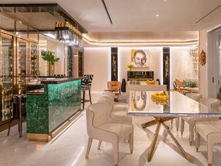 Design Intervention Modern dining room