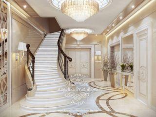 Дизайн-студия элитных интерьеров Анжелики Прудниковой Stairs
