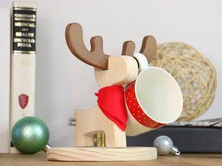 木匠兄妹科技有限公司 HouseholdAccessories & decoration Solid Wood Wood effect