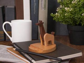 木匠兄妹科技有限公司 Study/officeAccessories & decoration Solid Wood Wood effect