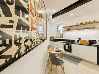 Dr-Z Architects Cocinas modernas: Ideas, imágenes y decoración