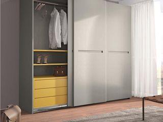 Intense mobiliário e interiores Camera da lettoArmadi & Cassettiere