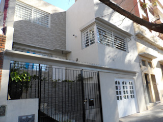 D4-Arquitectos Casas unifamiliares Piedra Beige
