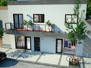 D4-Arquitectos Casas multifamiliares