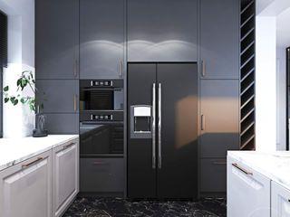 Ambience. Interior Design Cocinas eclécticas