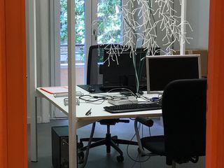 ibedi laboratorio di architettura 회사 콘크리트 화이트