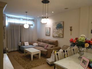 Domotica y Eficiencia Living roomLighting