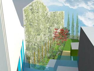 Jardim Privado - Porto JAG arquitetura paisagista Jardins campestres