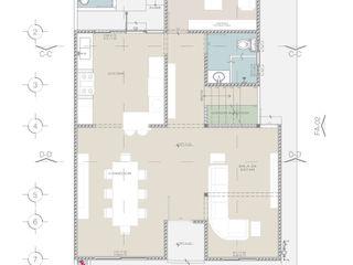 FASETIK arquitectura Modern Houses