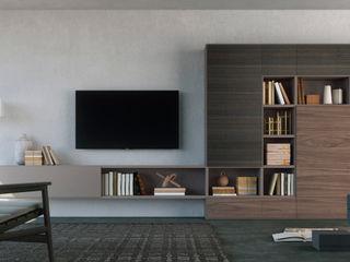 Day Zone (Todo Producto) Besform (Muebles Acsa) SalonesMuebles de televisión y dispositivos electrónicos