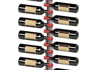 Garrafeiros - Adegas para Vinho Bodegas modernas Metal Negro