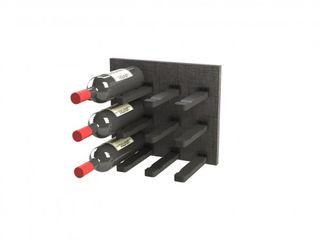 Garrafeiros - Adegas para Vinho Cavas minimalistas Compuestos de madera y plástico Multicolor