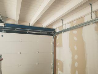 Officine Locati Garage Doors Iron/Steel White