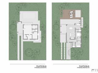 D4-Arquitectos Casas de campo
