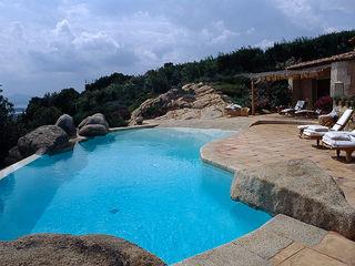 Domenico Mori Garden Pool