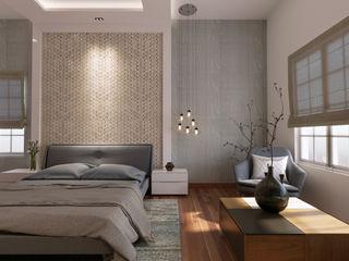 De Panache Small bedroom Plywood White