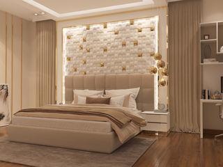 De Panache Modern Bathroom Plywood Beige