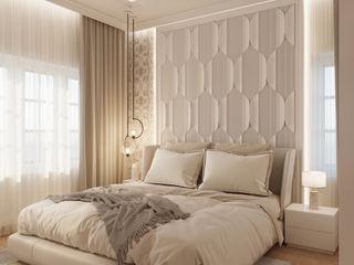 De Panache Small bedroom Plywood Beige