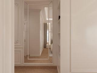 De Panache Modern Dressing Room Plywood Beige