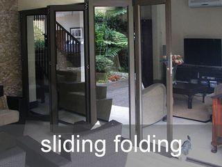 Get The Aluminium Advantage For Your Home Origin Aluminium (Pty) Ltd Sliding doors Aluminium/Zinc