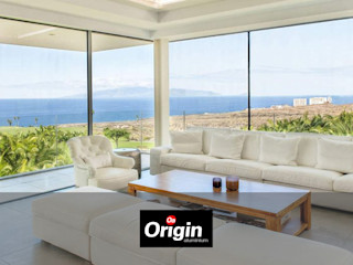 How To Choose The Right Windows For Your Home Origin Aluminium (Pty) Ltd Modern windows & doors Aluminium/Zinc