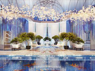 Дизайн-проект СПА-зоны в КП Сады Майендорф Дизайн-студия элитных интерьеров Анжелики Прудниковой Спа в классическом стиле