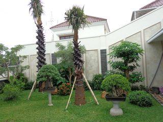 Tukang Taman Surabaya Tukang Taman Surabaya - Tianggadha-art Taman Gaya Mediteran Batu Green