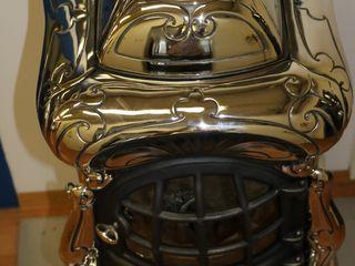 Perler Ofen GmbH Вітальня Метал Металевий / срібло