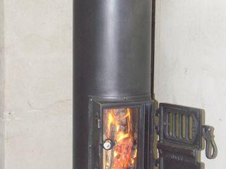 Perler Ofen GmbH Оранжерея Метал Чорний