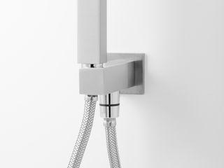 ARVAG SRL Modern bathroom Copper/Bronze/Brass Metallic/Silver