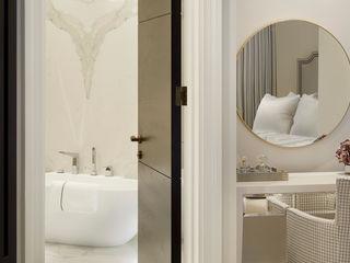 Shepherds Market, Mayfair Celine Interior Design BathroomBathtubs & showers