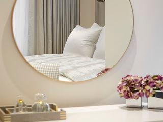 Shepherds Market, Mayfair Celine Interior Design BedroomAccessories & decoration
