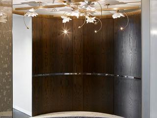 Millbank, Westminster Celine Interior Design Corridor, hallway & stairsLighting