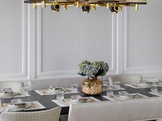Belvedere Gardens, Westminster Celine Interior Design Dining roomTables