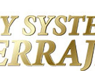 KEY SYSTEM CERRAJEROS 窗戶與門門 鐵/鋼 Amber/Gold