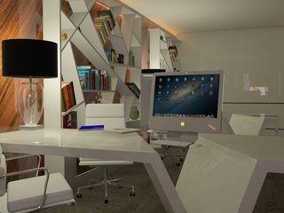 Casativa Interiores... à distância de um clique! Casactiva Interiores Escritórios modernos