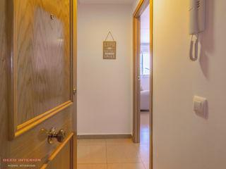 Home Staging Tarragona - Deco Interior Tropical style corridor, hallway & stairs