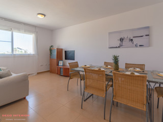 Home Staging Tarragona - Deco Interior Tropical style dining room