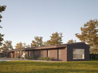 MIDE architetti Maisons rurales