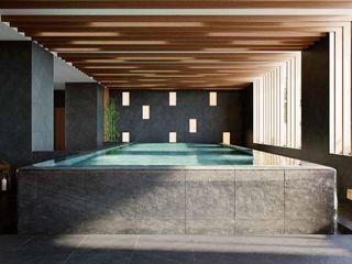 Propriété Générale International Real Estate 泳池